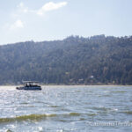 Boat Tour of Big Bear Lake with Captain John's Fawn Harbor Marina