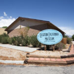 Eastern Sierra Museum in Independence on Highway 395