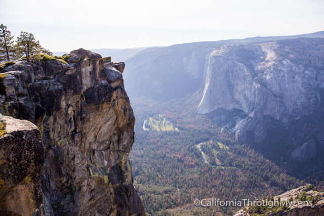 Taft Point / Sentinal Dome