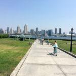 Biking Coronado Island Along the Bayshore Bikeway