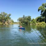 Kayaking on Lake Lodi and Mokelumne River with Headwater Kayaks