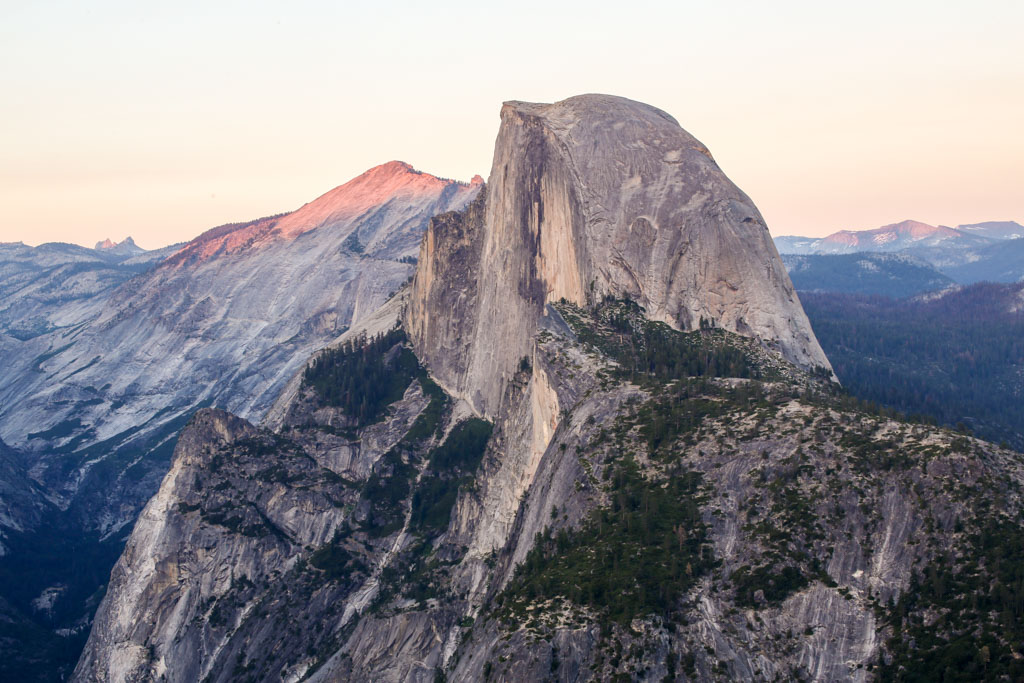 Half Dome The Ten Best Viewpoints For The Iconic Rock