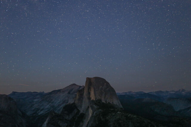 stargazing glacier point-5