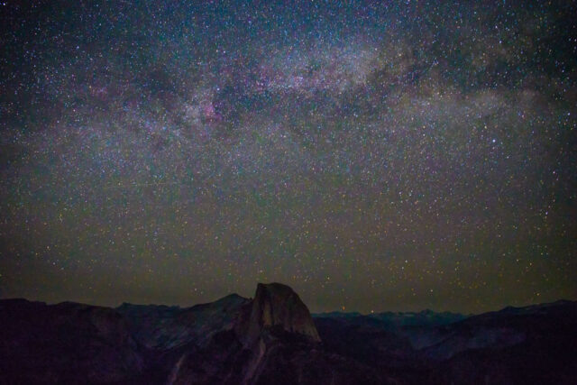 stargazing glacier point-7