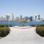 Centennial Park on Coronado Island: A Historic Place with Beautiful Views of San Diego