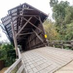 Felton Covered Bridge: Tallest Covered Bridge in the USA
