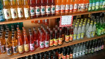 Indian Wells Brewing Company: Craft Sodas & Beer on Highway 14
