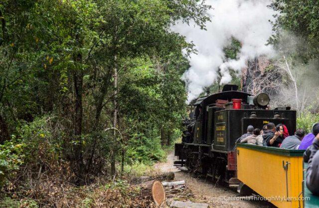 roaring camp train ride-10