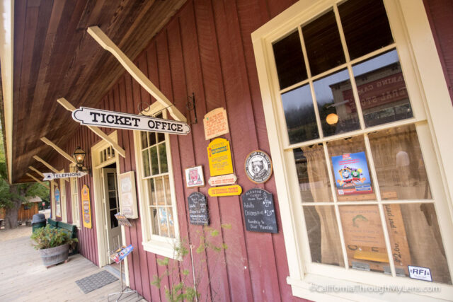 roaring camp train ride-3