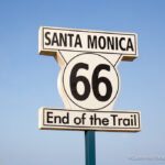 Route 66 Attractions from Rancho Cucamonga to Santa Monica