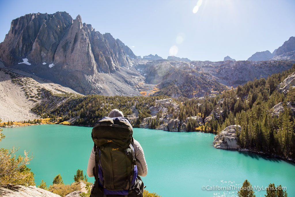 North Fork of Big Pine: Backpacking to the Glacial Lakes