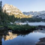 Hiking to Crystal Lake & the Base of Crystal Crag in Mammoth Lakes