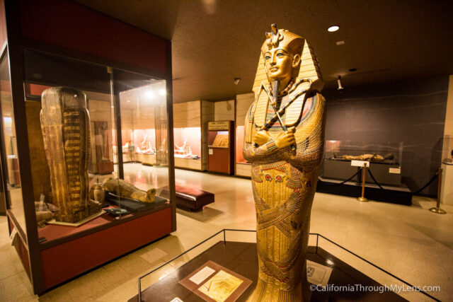 Rosicrucian Egyptian Museum In San Jose California