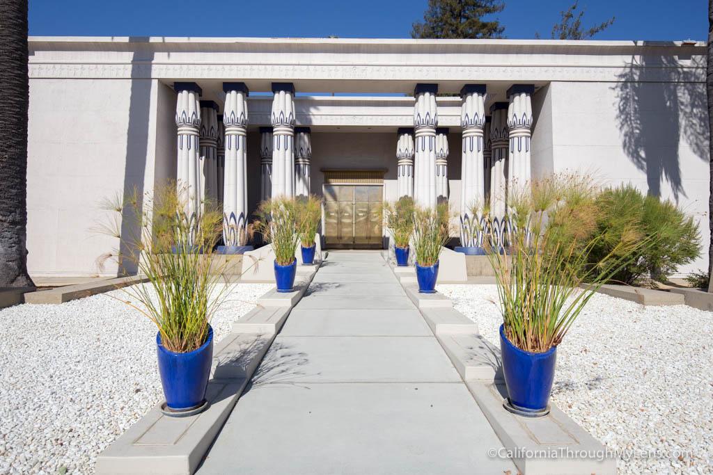 Rosicrucian Egyptian Museum In San Jose California