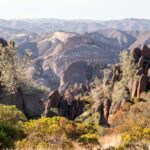 High Peaks Trail to Bear Gulch in Pinnacles National Park