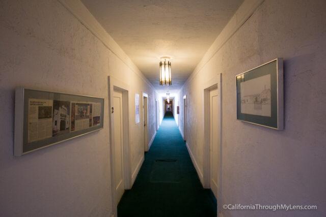 Amargosa Hotel Haunted Rooms