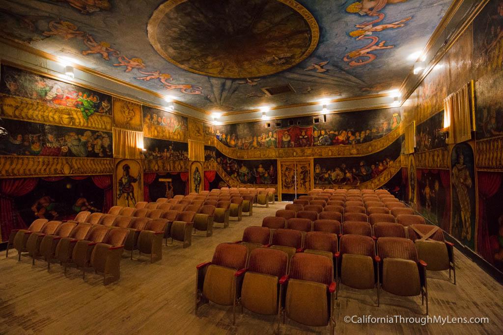 Amargosa Opera House Death Valley S Historic Amp Haunted