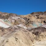 Artist Palette & Artist Drive in Death Valley National Park