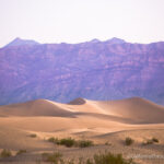 Mesquite Flat Sand Dunes: Best Sunrise Spot in Death Valley