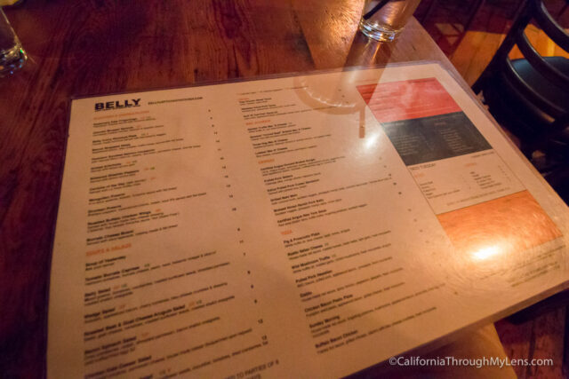 Belly Left Coast Kitchen Taproom In Santa Rosa California 21 Nice Left Coast Kitchen Menu