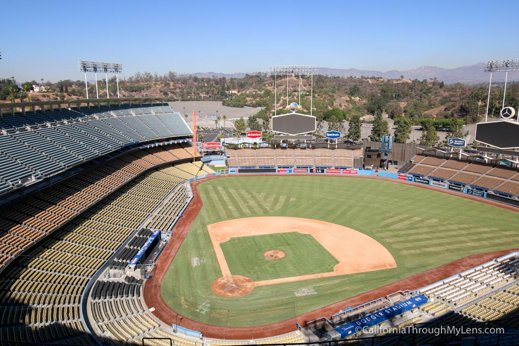 Visiting Dodger Stadium on Non-Game Days - California ...