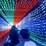 Griffith Park Trains: Holiday Light Festival Train Rides