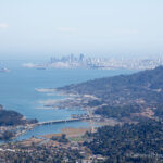 Mount Tamalpais: Verna Dunshee Trail & Fire Lookout from East Peak