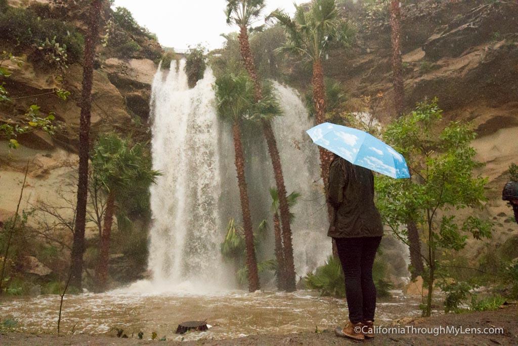 dana point harbor waterfall  one of socal u0026 39 s most