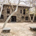 Historic Lummis House on the Arroyo Seco in Los Angeles