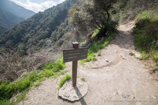 Hermit Falls In Santa Anita Canyon Amp Sturtevant Falls