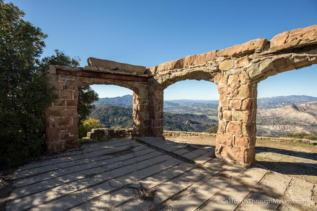 Knapps Castle Hiking Santa Barbaras Famous Mansion Ruins