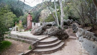 Solstice Canyon Trail: Exploring the Waterfall and Ruins