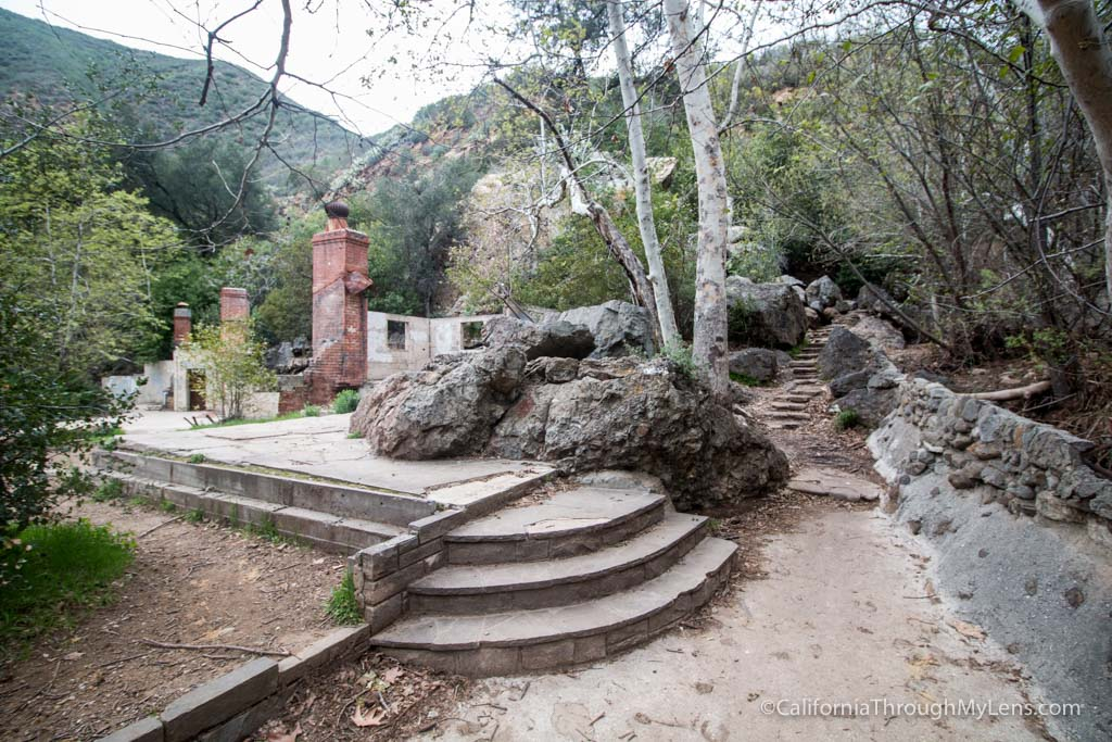 Solstice Canyon Trail Exploring The Waterfall And Ruins
