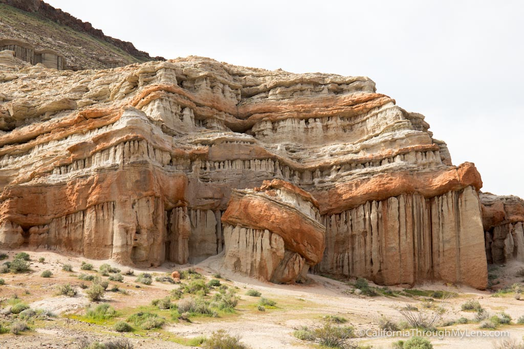 Hotels Near Red Rock Canyon State Park