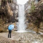 Trail Canyon Falls: A 40 Foot Waterfall in Angeles National Forest