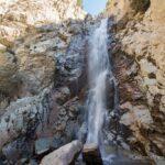 Big Falls Waterfall in Forest Falls