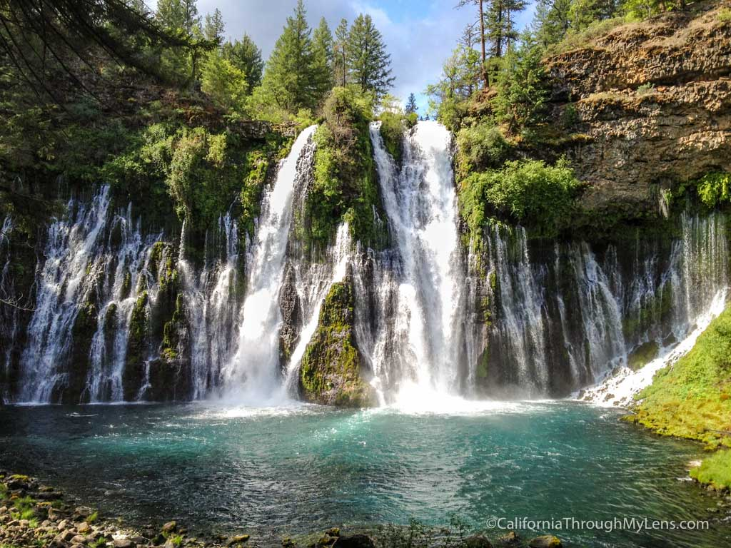 california waterfalls list 49 waterfalls i have explored in the