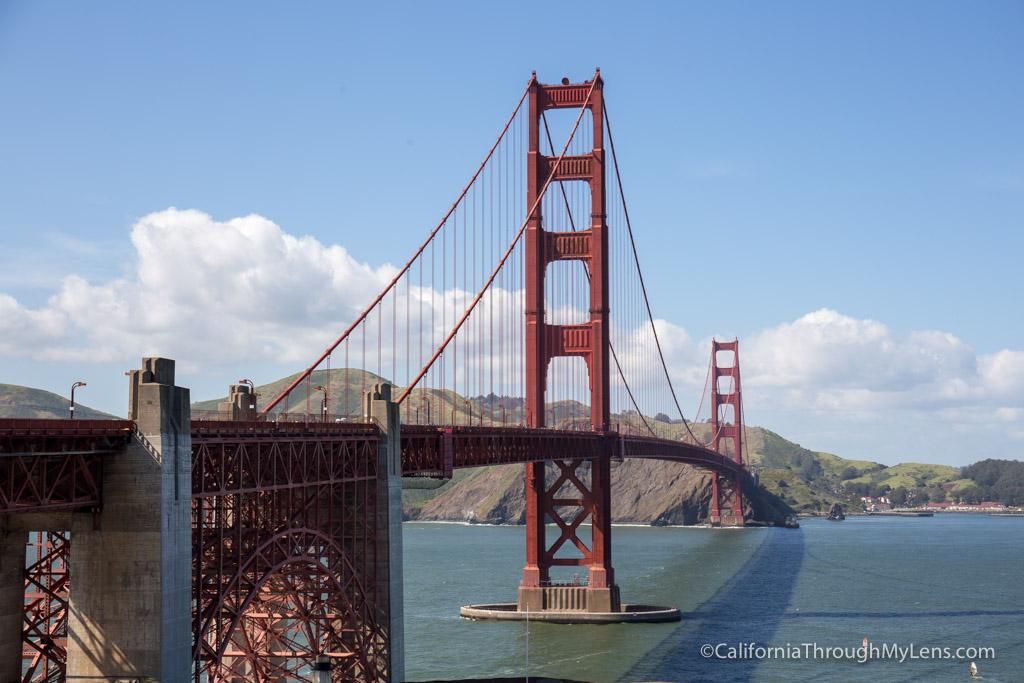How To Walk Bike On The Golden Gate Bridge California