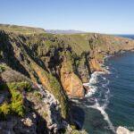 Potato Harbor Overlook to Cavern Point Trail on Santa Cruz Island