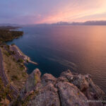 Cave Rock: Best Sunset Spot in South Lake Tahoe