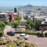 Lombard Street: San Francisco Famous Crooked Landmark