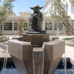 Lucasfilm San Francisco: Visiting the Yoda Fountain and Lobby of Star Wars Memorabilia