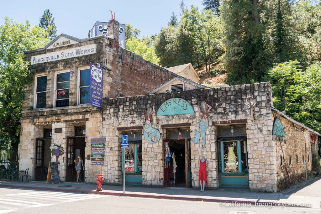 8 Places to Explore in Placerville: A Gold Mine, Saloon and