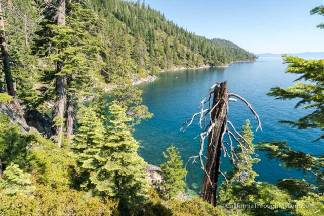 Along The Southwest S Of Lake Tahoe Rubicon Trail Goes From Emerald Bay State Park To Dl Bliss It Is A 5 Mile If You Shuttle And