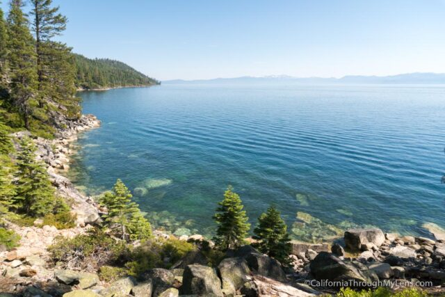 Rubicon Trail Hike Dl Bliss To Emerald Bay State Park