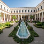 Getty Villa Museum in Pacific Palisades