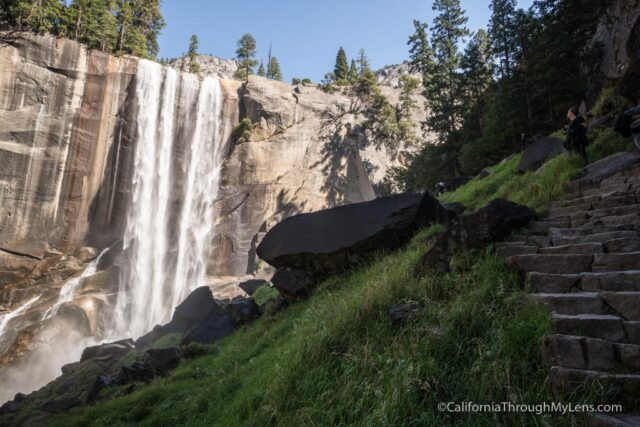 While It Is Part Of The Half Dome Trail I Talk About Later In This Post Mist Fantastic On Its Own You Can Hike Just To Top