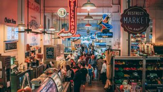 Grand Central Market: Where to Eat, Drink & Park in Downtown LA