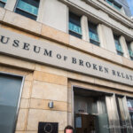 Museum of Broken Relationships in Los Angeles
