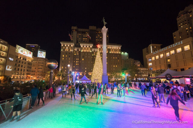 Christmas In San Francisco.Christmas In San Francisco 15 Things To Do For The Holidays